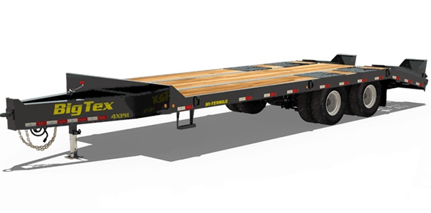 Big Tex Trailers 4XPH-24+5