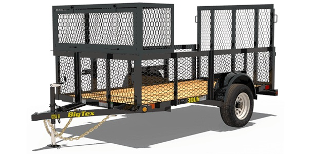 Big Tex Trailers 30LS-10