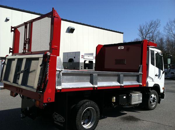 Iroquois Manufacturing Custom Truck Bodies