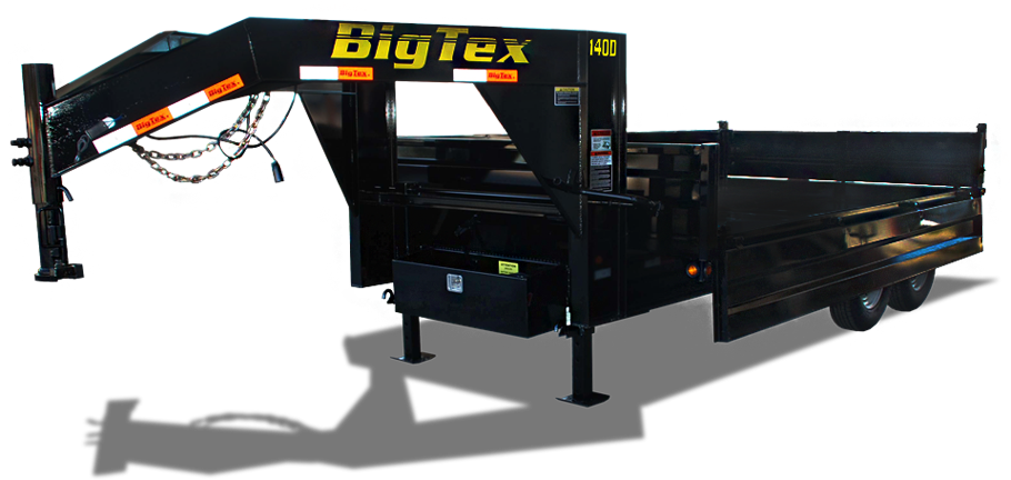 Big Tex Trailers 14OD-GN