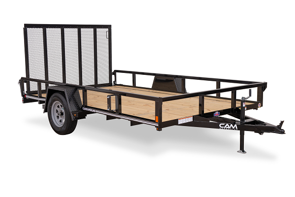 Cam Superline P6210TA-B-030 (5x10 Tube Top CAM Utility Trailer 3K Idler)