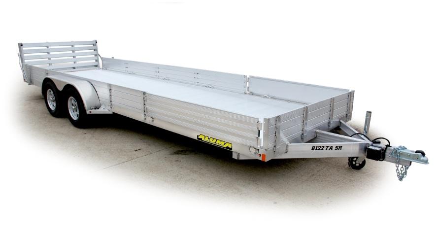 Aluma 8122TASR