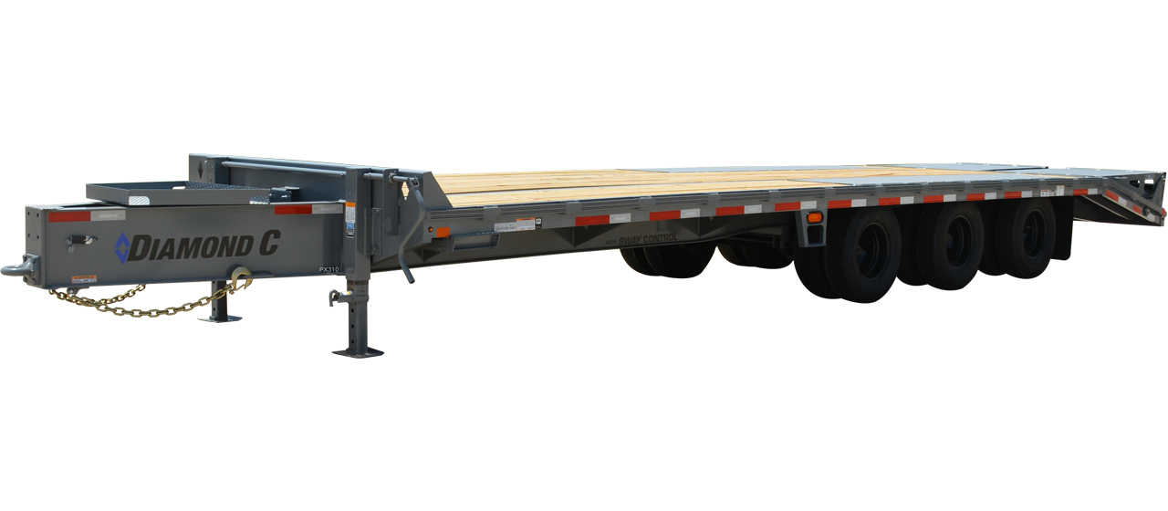 Diamond C Trailers PX310