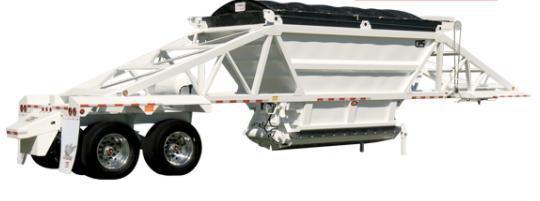 Manac Trailer CPS Lightweight Steel Bottom Dump