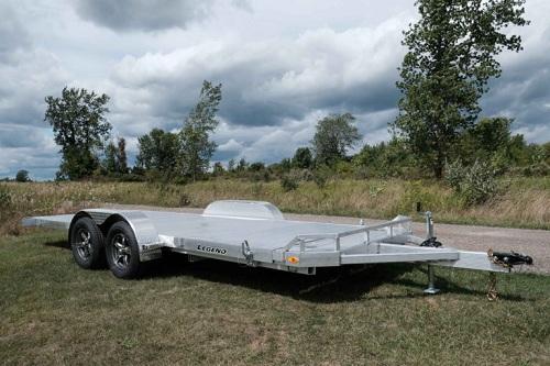 Legend Trailers 7X22 Tilt Car Hauler