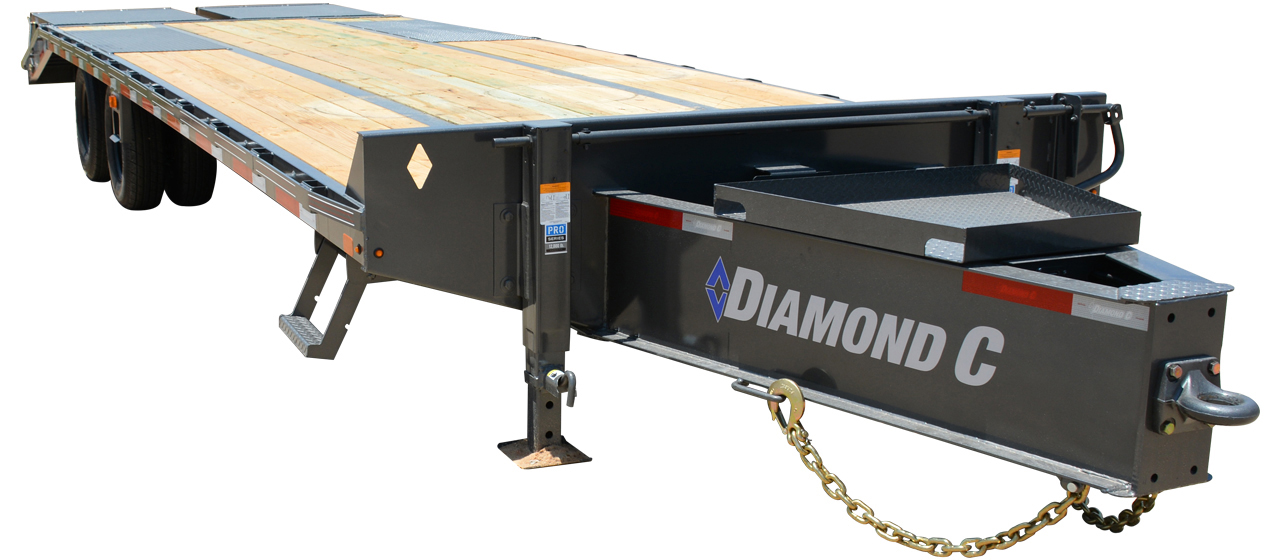 Diamond C Trailers PX212