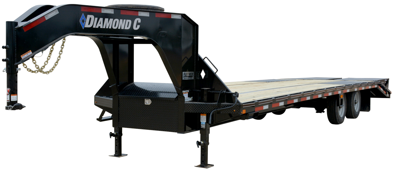 Diamond C Trailers FMAX210SS