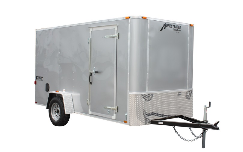 Homesteader Trailers 712FS