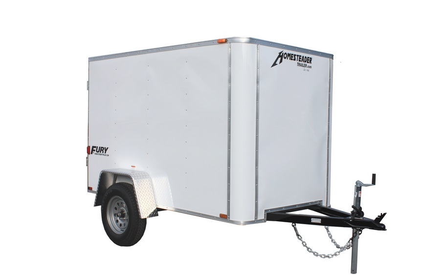 Homesteader Trailers 408FS