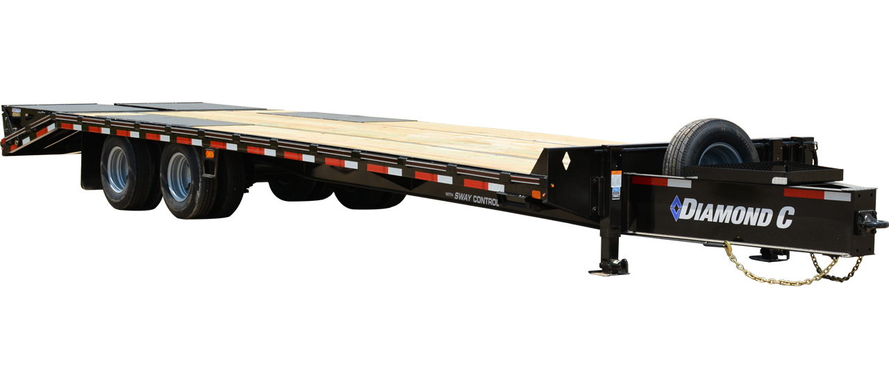Diamond C Trailers PX216