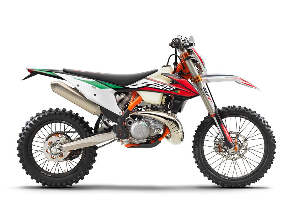 KTM 300 XC-W TPI Six Days