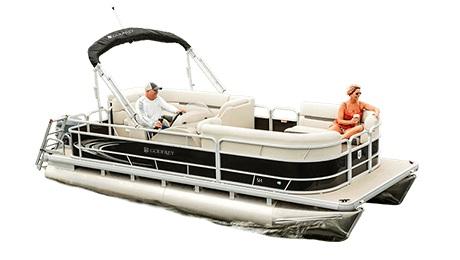 Godfrey Pontoon Boats SR SW206C