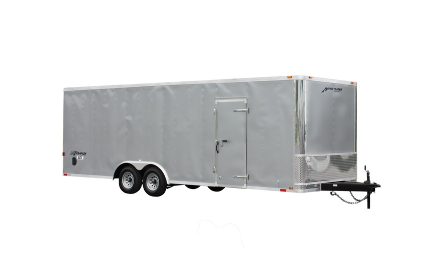 Homesteader Trailers 820AB