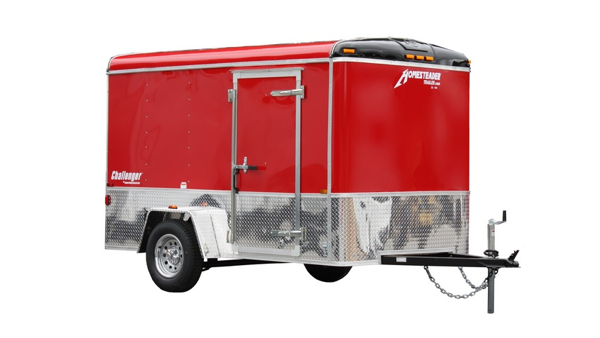 Homesteader Trailers 614CS