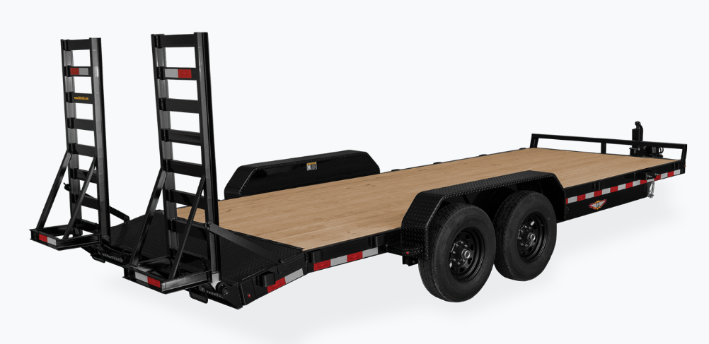 2021 H and H Trailer 82X18+2 IL 14K
