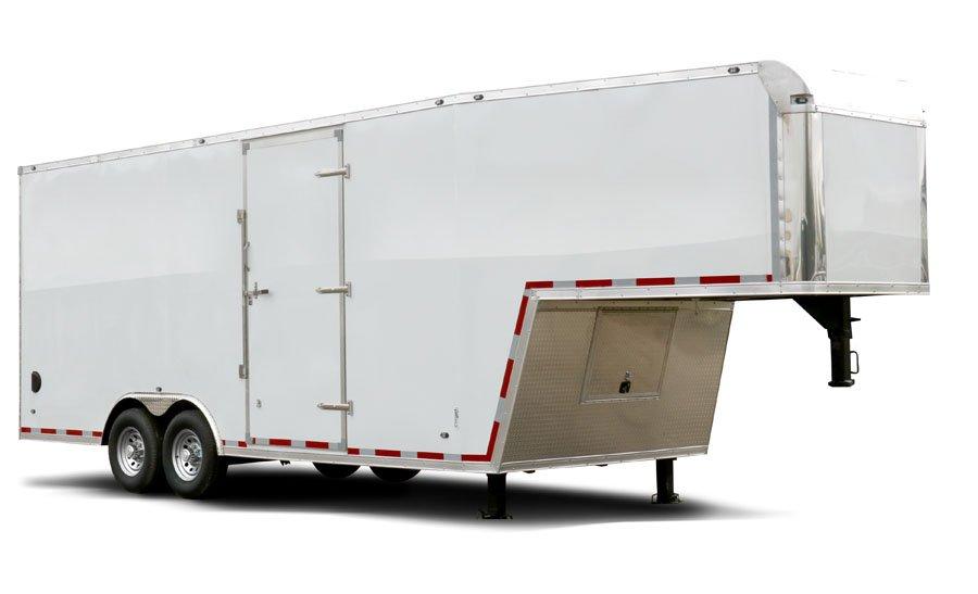 Stealth Trailers 7 X 30 TA2