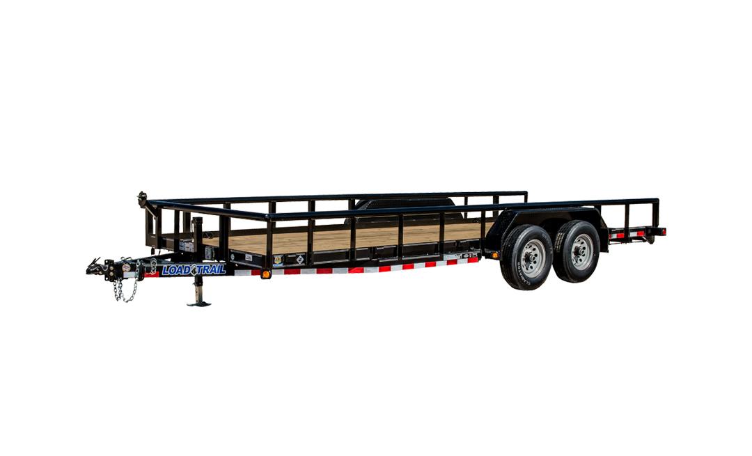Load Trail CP10 Carhauler 83 x 16