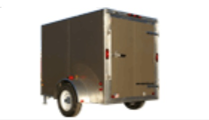 Stealth Trailers C5x10S