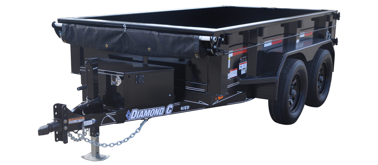 Diamond C Trailers EDG