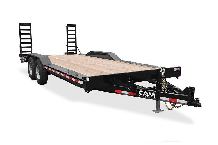 2021 Cam Superline 5 Ton Full Width Drive Over Fender Trail