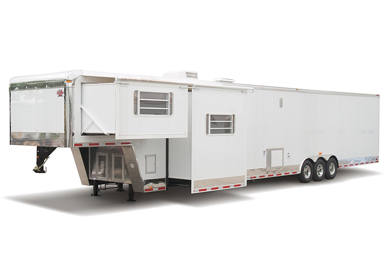 Cargo Mate CT6241 - 14′ Living Quarters