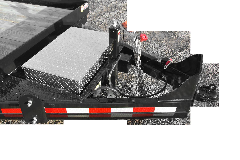 2022 Cam Superline 7 Ton Tilt Trailer Full Deck 8.5 x 20