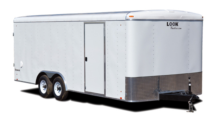 Look Trailers LSABA8.5X24TE2FE