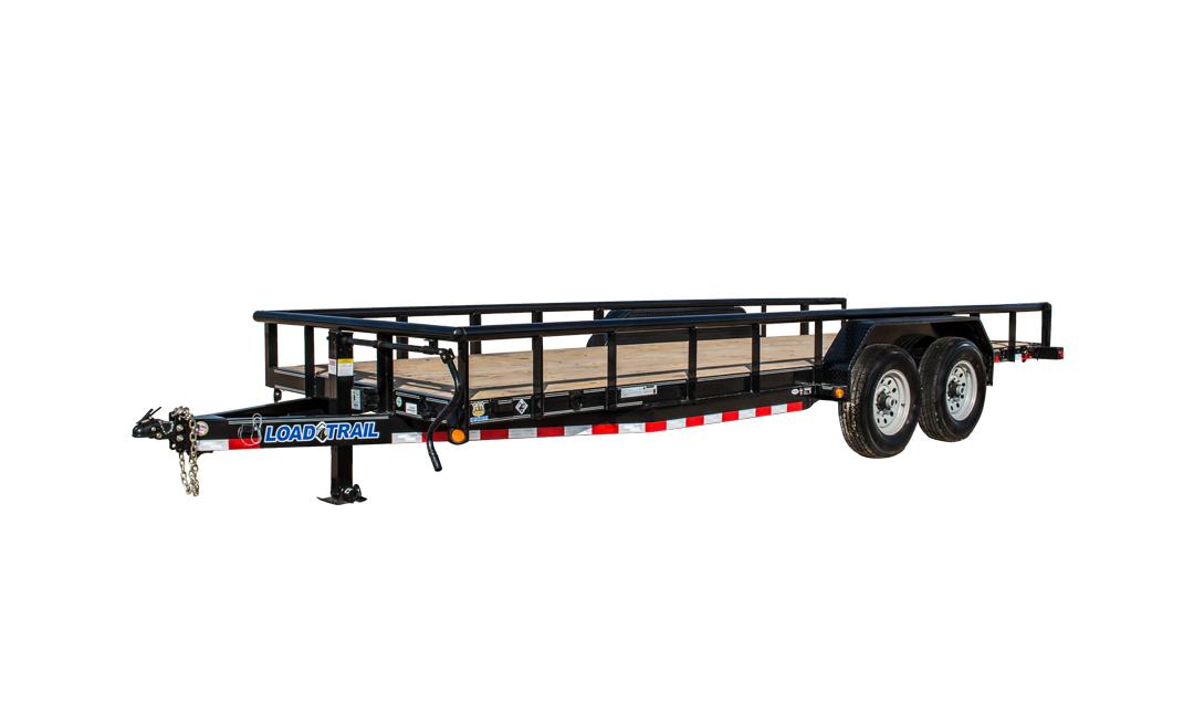Load Trail CP14 Carhauler 83 x 14