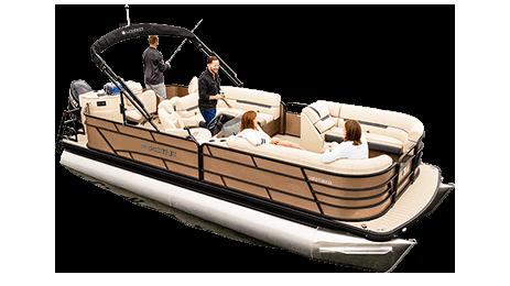 Godfrey Pontoon Boats SW 2086 FX
