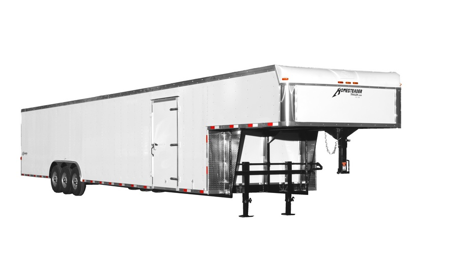 Homesteader Trailers 832AG