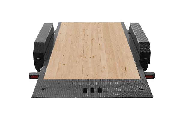 2022 Cam Superline 7 Ton Tilt Trailer Split Deck XW 8.5 x 1