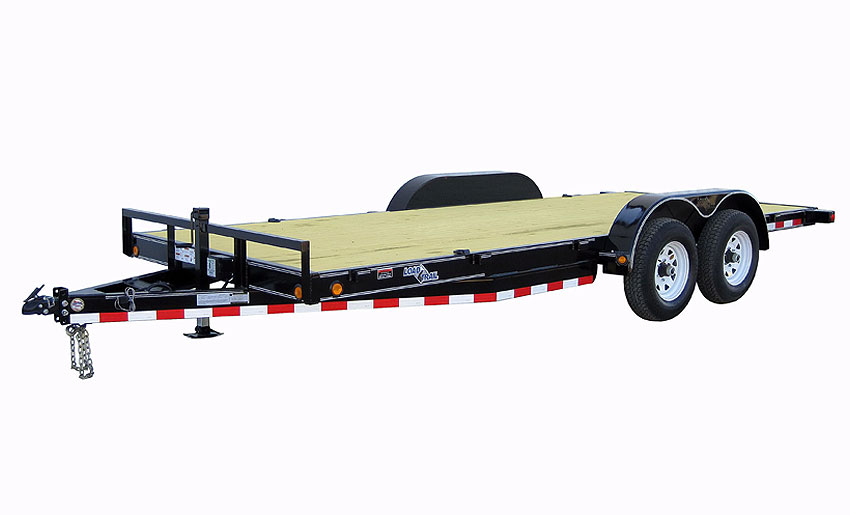 "2019 Load Trail 60"" X 12' Tandem Axle Carhauler Car / Racing Trailer"