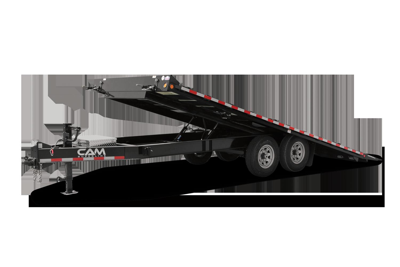 Cam Superline P8CAM820DOTT (8 Ton Deckover Full Deck Tilt Trailer 8.5 x 20)