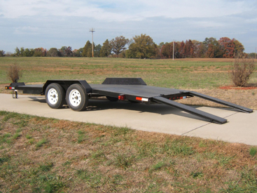 Hudson Brothers HSC - 3 1/2 Ton Capacity Auto Carrier