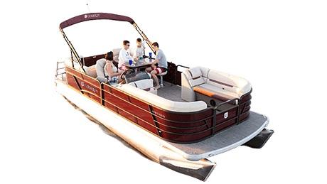 Godfrey Pontoon Boats SW 2386 DT