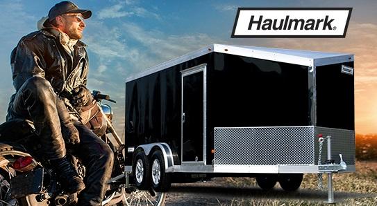 Haulmark Trailers ALX Motorcycle