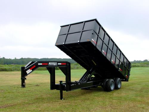 Anderson Manufacturing 10 Ton Gooseneck Dump Series