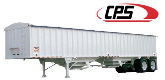 Manac Trailer CPS Steel Grain Hopper