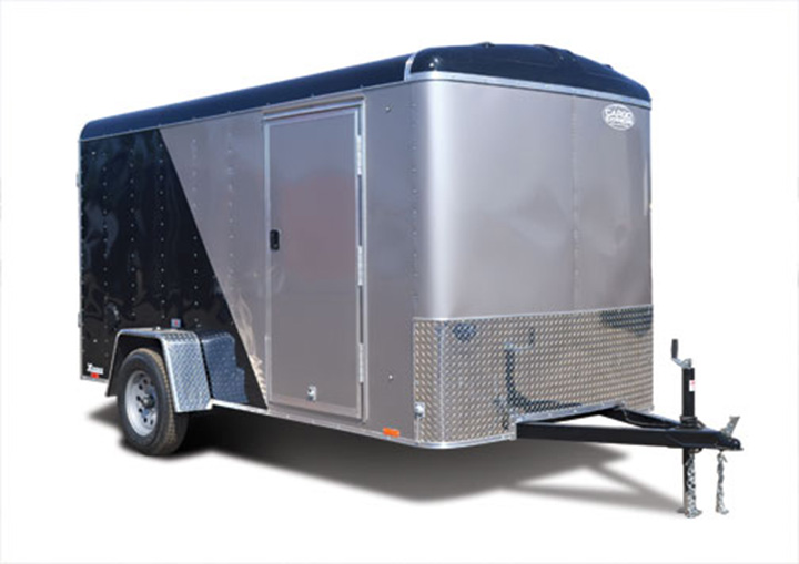 Look Trailers CSCBC6.0X12SI2RD