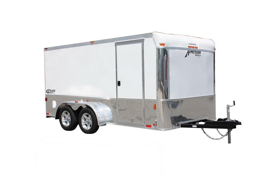 Homesteader Trailers 718ET