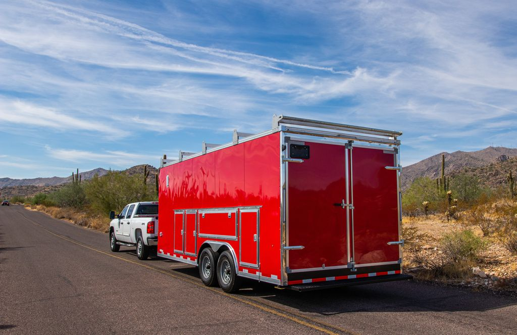 Look Trailers Millhouse Edition 14' x 8.5'