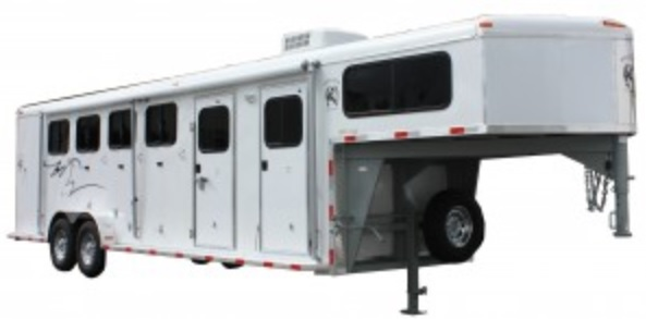 Homesteader Trailers 524SG