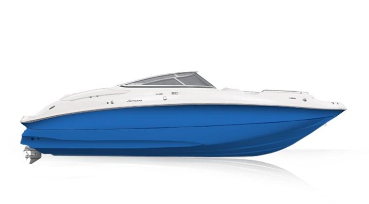 Hurricane Boats 217 IO