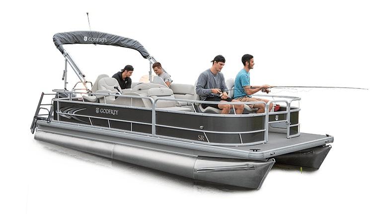 Godfrey Pontoon Boats SR SW180F