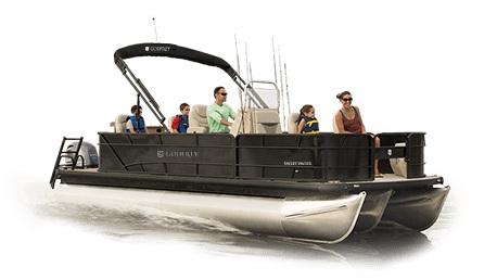 Godfrey Pontoon Boats SW 2486 CC
