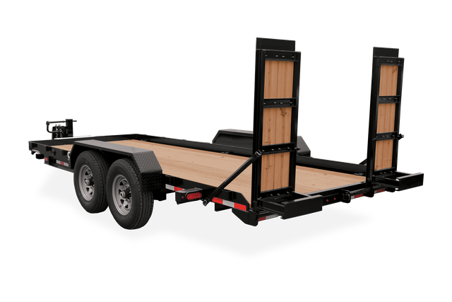2021 Cam Superline 7 Ton Equipment Hauler Angle Trailer 8.5