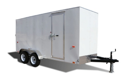 2021 Cargo Express Ex Cargo Flat  Cargo / Enclosed Trailer