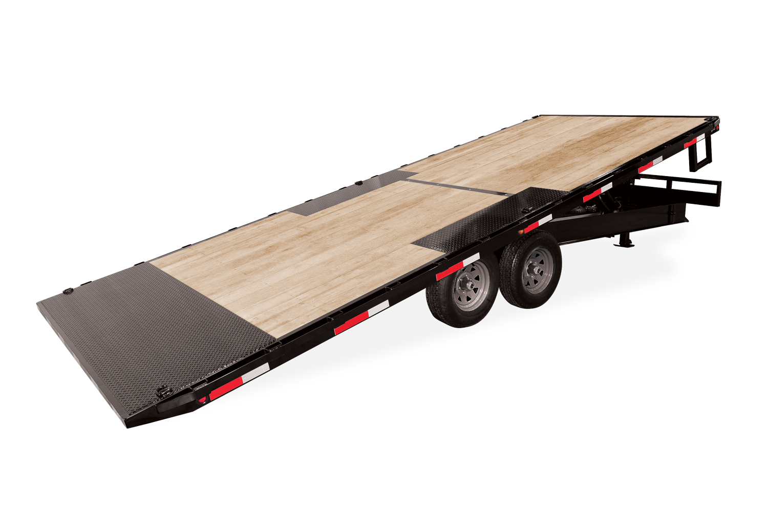 2021 Sure-Trac 8.5 x 22 Heavy Duty Power Tilt Deckover