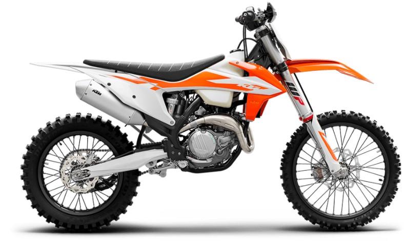 KTM 450 XCF-W