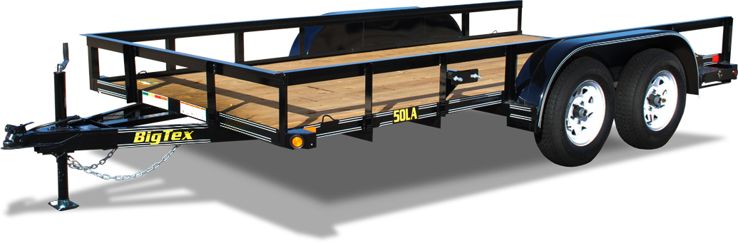 Big Tex Trailers 50LA-14